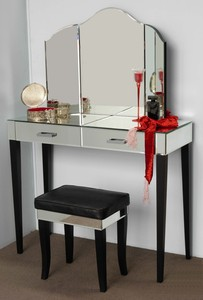 Table Top Mirrors: Winged Dressing Table Mirror 810x610mm
