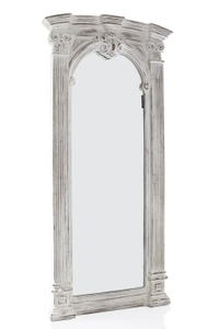 CRAZY 75% OFF (click on item to see special price) ONE OF EACH ITEM ONLY: Large Column Mirror