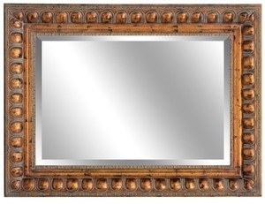 Gold Framed Mirrors: Antique Gold Mirror (2 sizes)