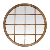 Round Window Mirror 1200mm dia (3 colours)