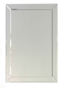 Mirrors With Mirror Frames: 60mm Mirror Frame Mitred Corners (3 sizes)