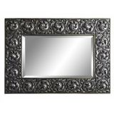 Silver Swirl Mirror 1375x985mm