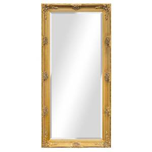 Gold Framed Mirrors: Gold Ornate 810x1675 (4 colours)