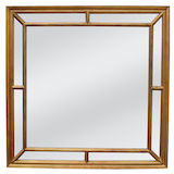 Square Multipanel Mirror 1000mm